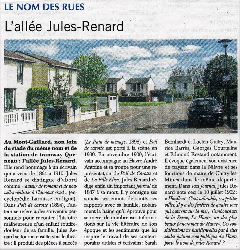 Le Havre - Allée Jules RENARD (Mont-Gaillard) 2018-066
