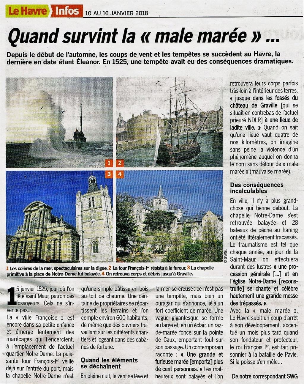 1525 - La malle marée au Havre ... 2018-070