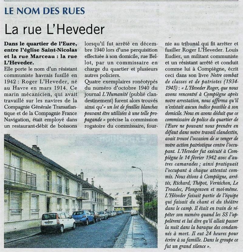 Saint - Le Havre - Rue L'Heveder (Eure - Saint-Nicolas) 2018-081