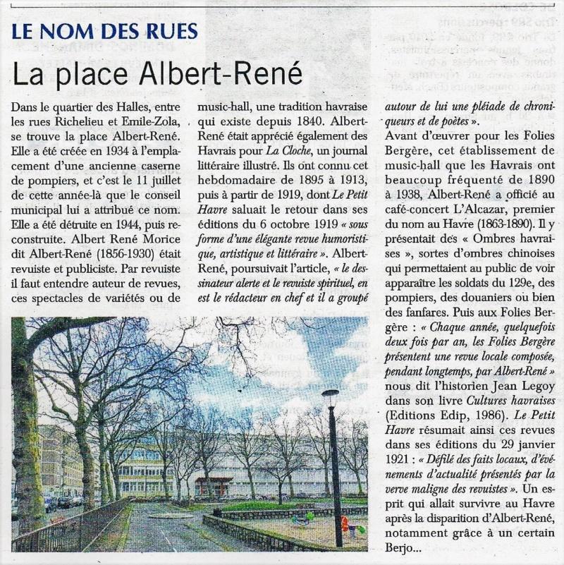 Havre - Le Havre - Place Albert René (Halles) 2018-084