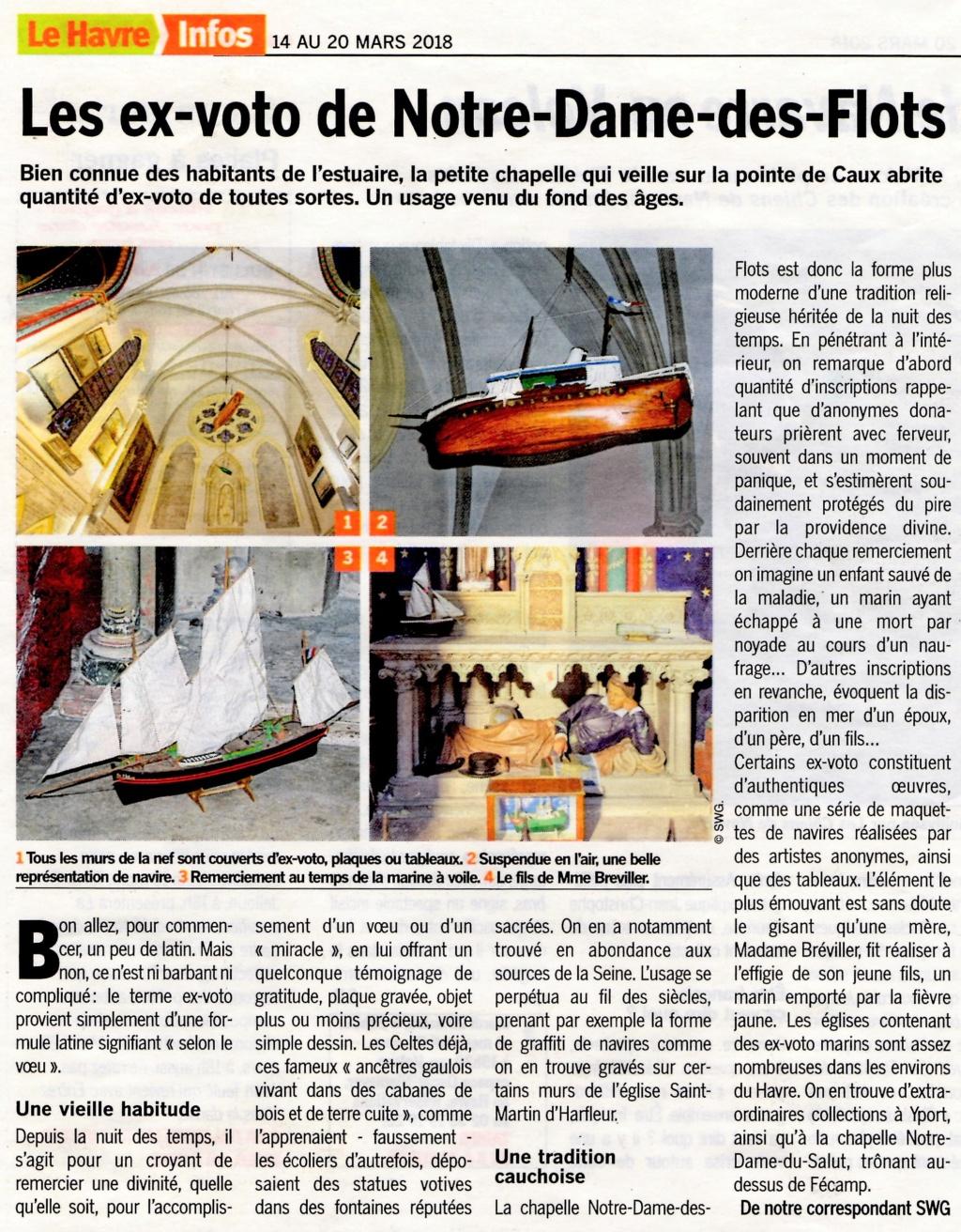 Sainte-Adresse - Les ex-voto de Notre-Dame des Flots 2018-085
