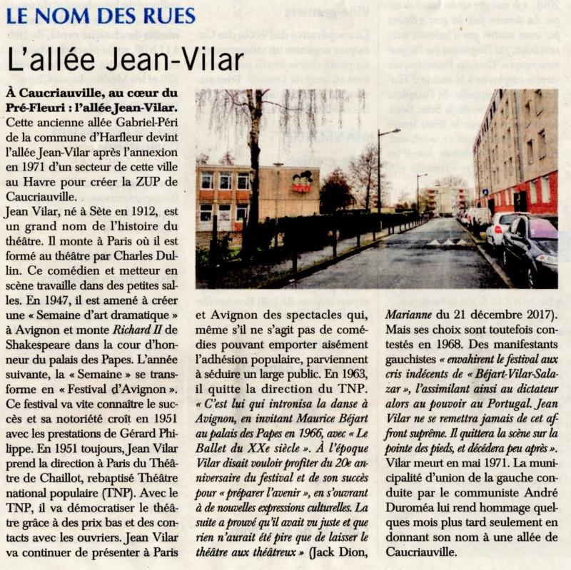 Havre - Le Havre - Allée Jean Vilar (Caucriauville) 2018-095