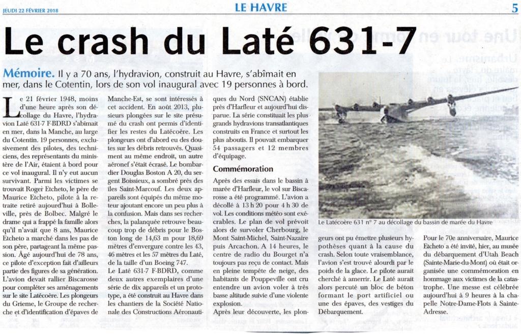 1948 - Crash de l'hydravion Laté 631-7 2018-102