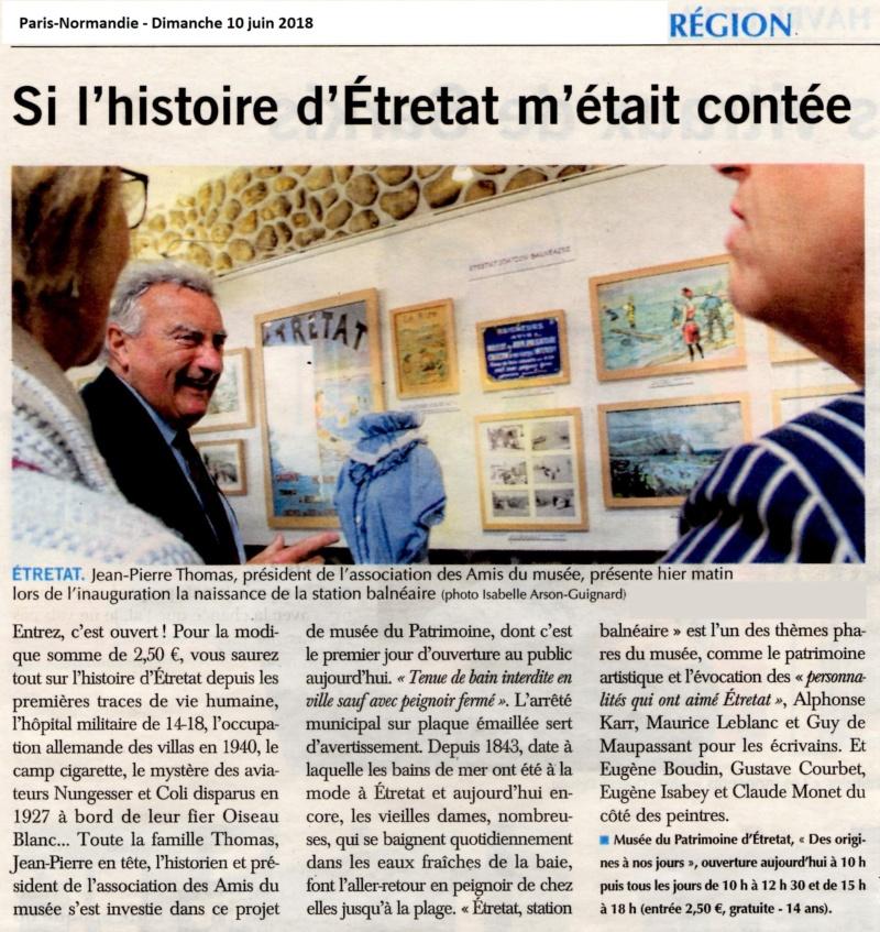 Musée du Patrimoine d'Etretat 2018-150