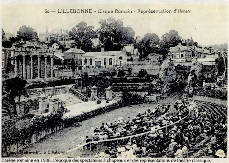 Lillebonne - Cirque romain 2018-154