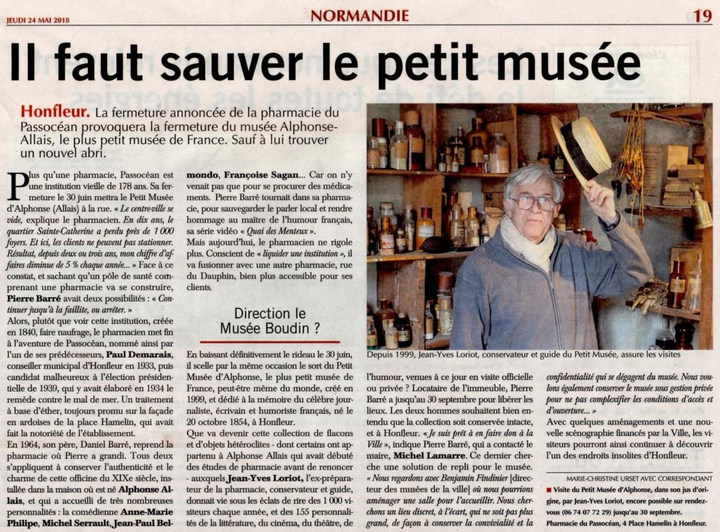 Honfleur - Musée Alphonse ALLAIS 2018-159