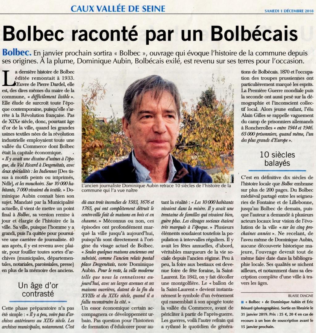 bolbec - Bolbec par Dominique AUBIN et Éric BÉNARD 2018-176