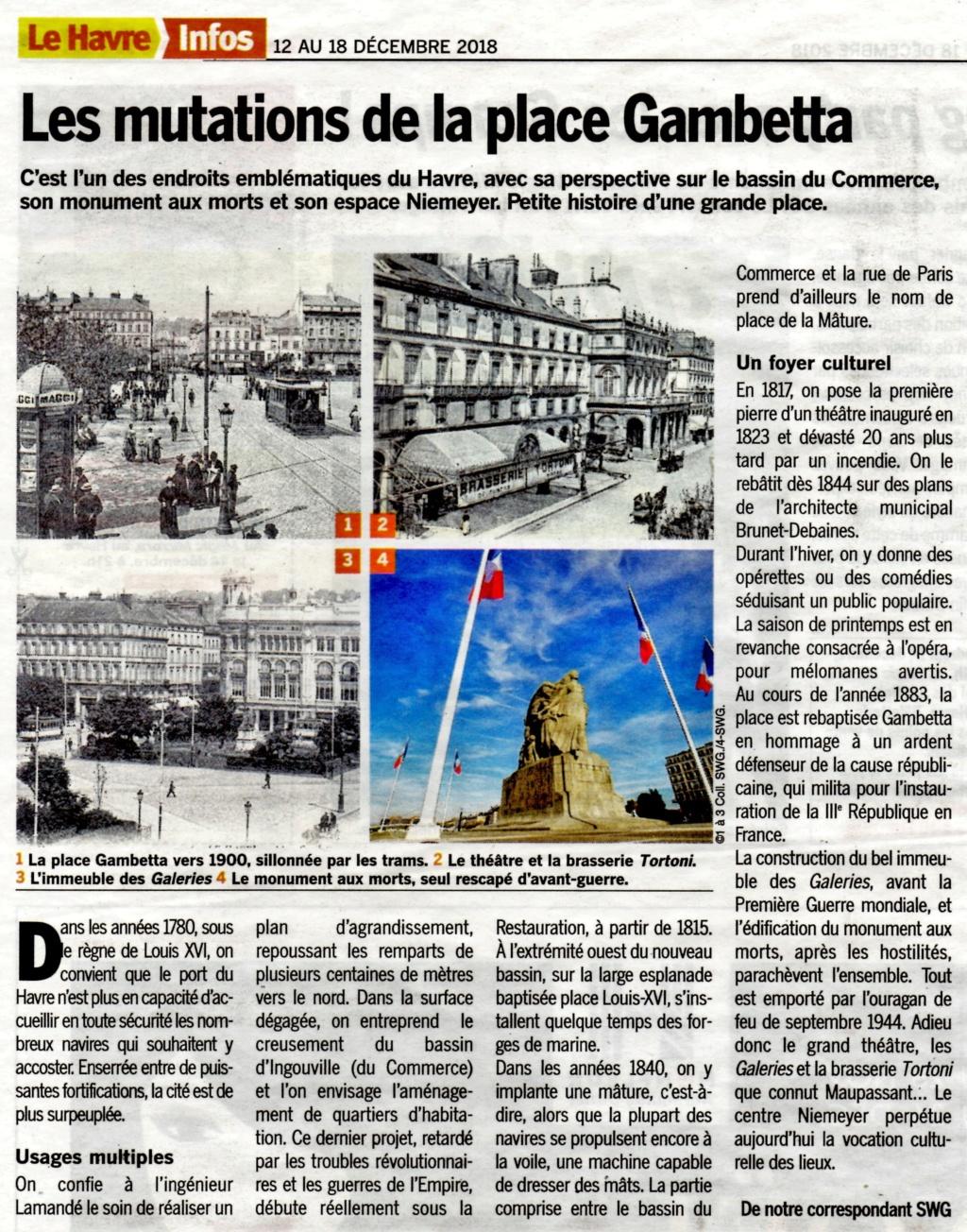 Havre - Le Havre - Place Gambetta 2018-182