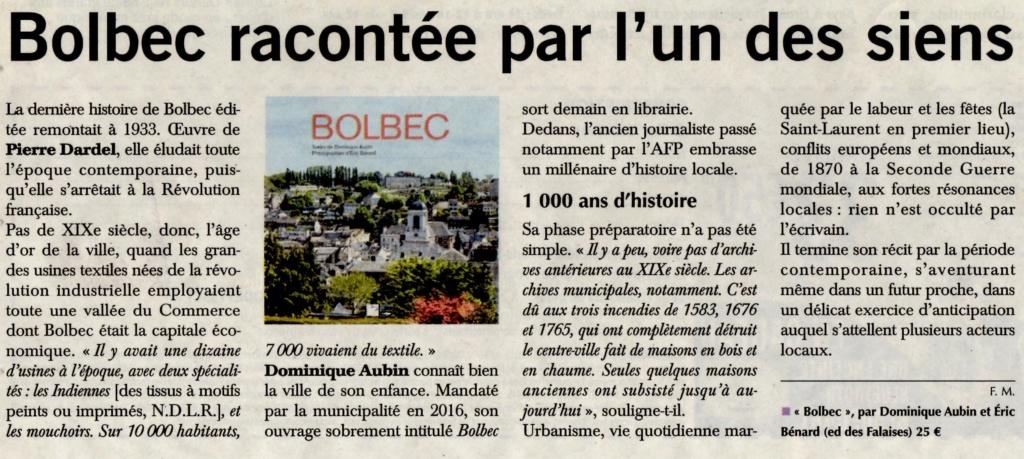 bolbec - Bolbec par Dominique AUBIN et Éric BÉNARD 2019-019