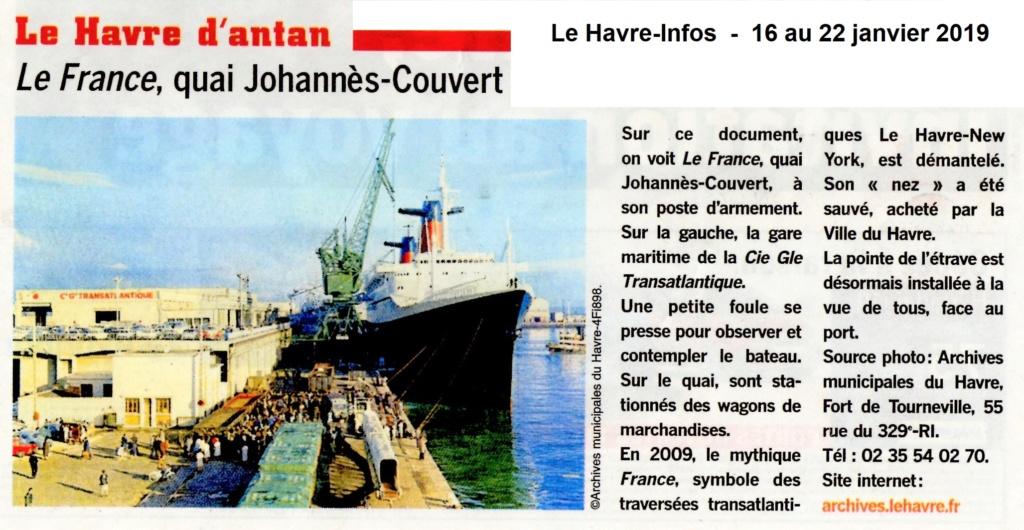 Le paquebot France au quai Johannès-Couvert 2019-025
