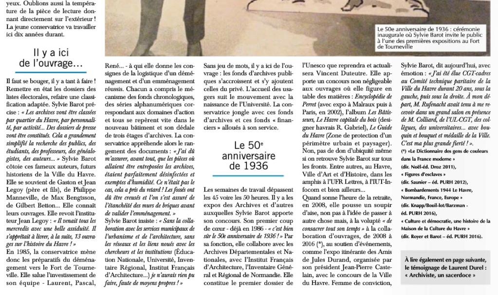 Archives Municipales du Havre - Notre histoire à tous 2019-043