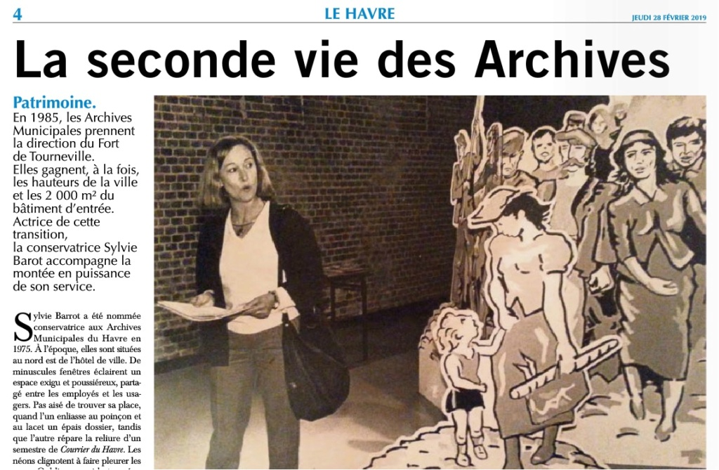 Archives Municipales du Havre - Notre histoire à tous 2019-044