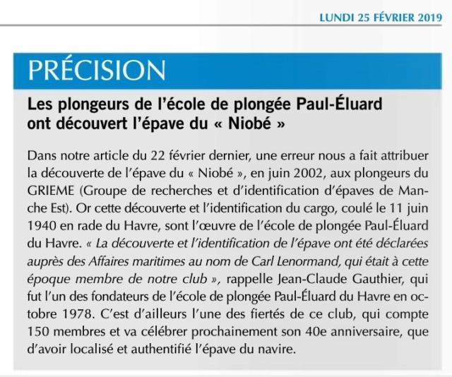 Niobé - NIOBÉ 2019-045