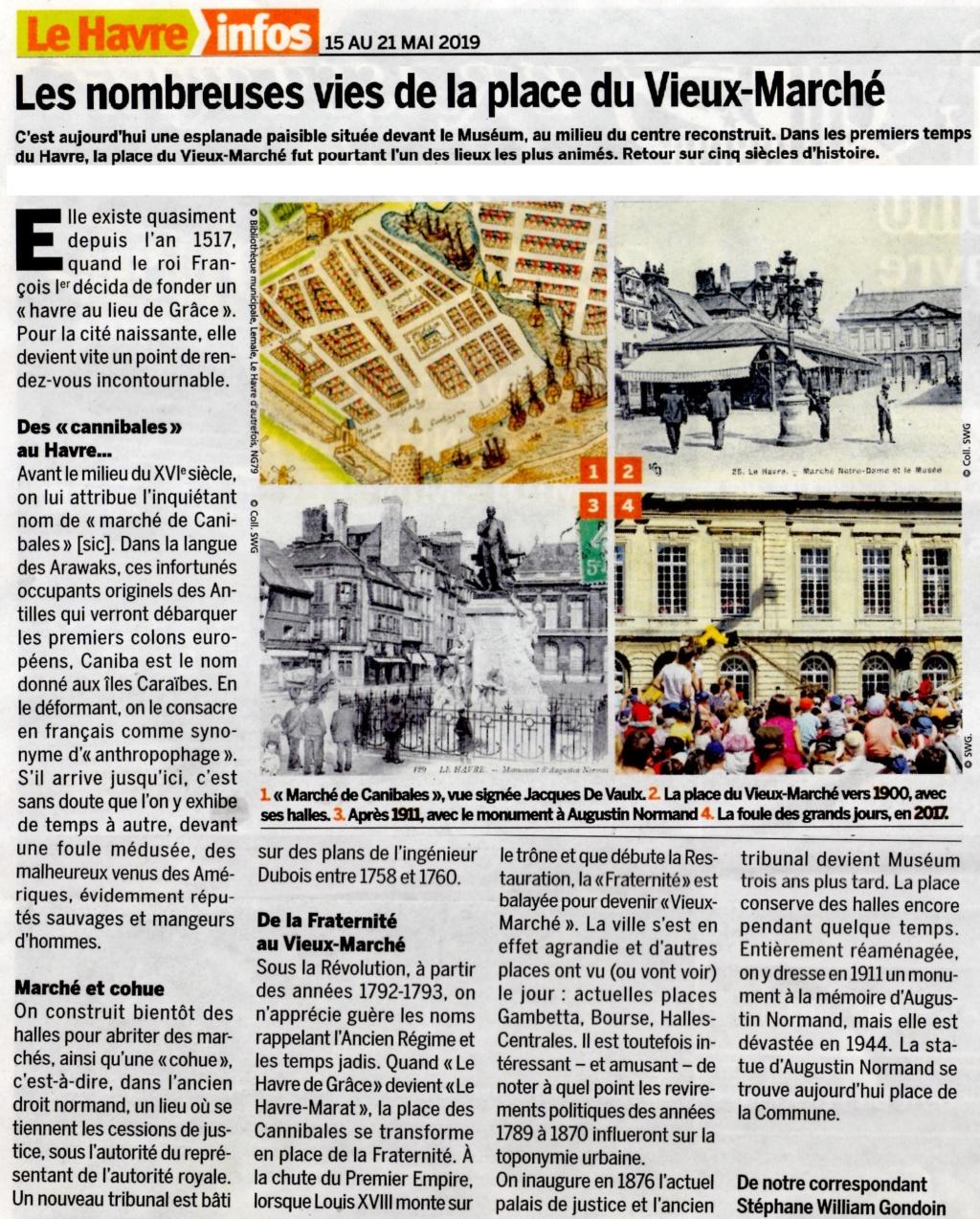 Havre - Les nombreuses vies de la place du Vieux Marché au Havre 2019-080