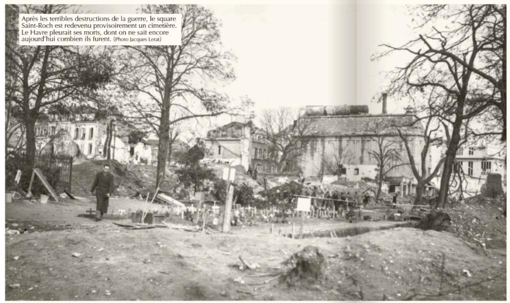 Niobé - Le Havre - Civils tués en 1939/45 2019-101