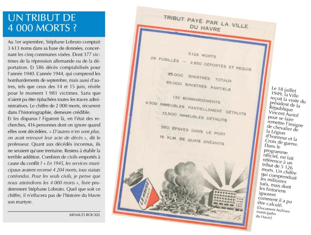 Niobé - Le Havre - Civils tués en 1939/45 2019-102