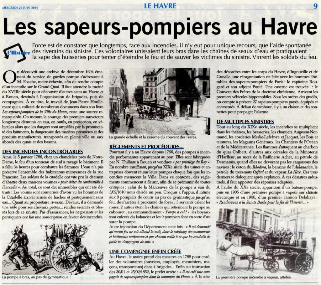 Les sapeurs pompiers au Havre 2019-141