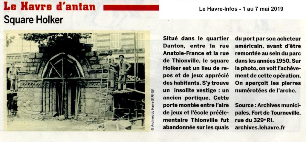 Havre - Le Havre - Square Holker 2019-194