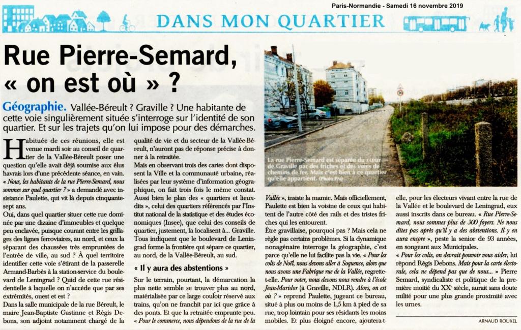 Le Havre - Rue Pierre Sémard 2019-202