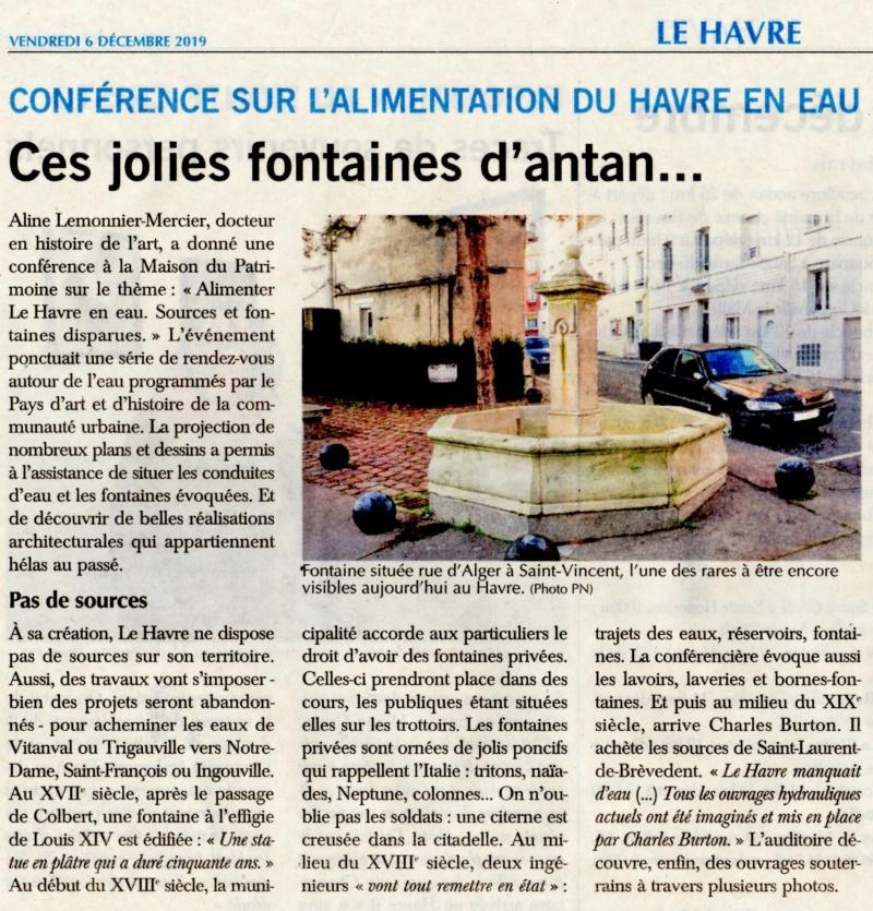 Alimentation en eau, fontaines au Havre 2019-208