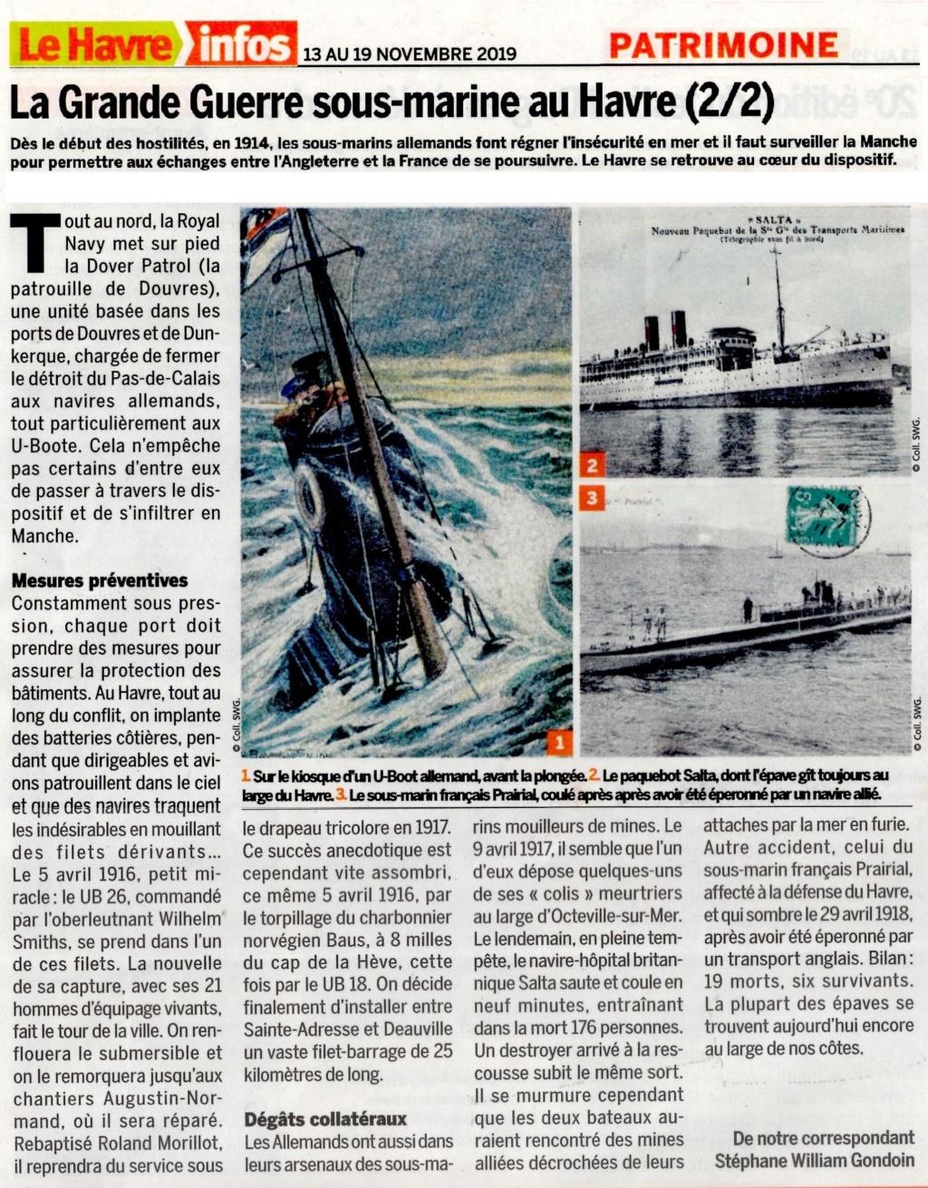 La Grande Guerre sous-marine au Havre 2019-209