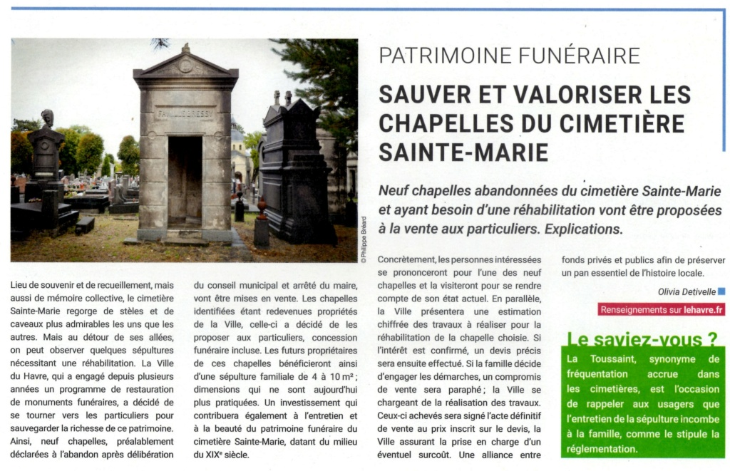 Le Havre - Cimetière Sainte-Marie 2019-221