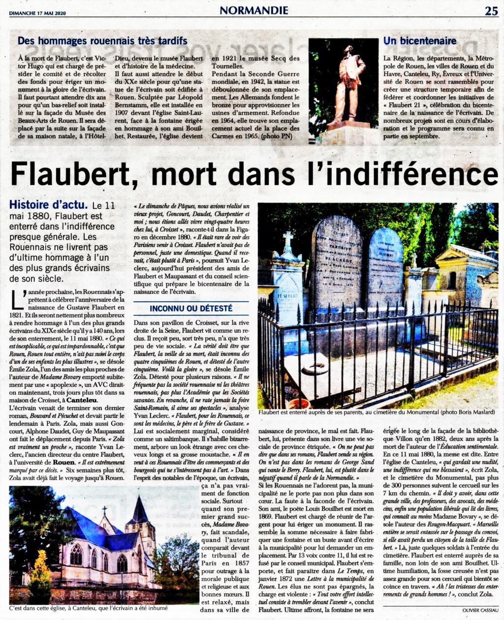 Gustave FLAUBERT (écrivain) 2020-058