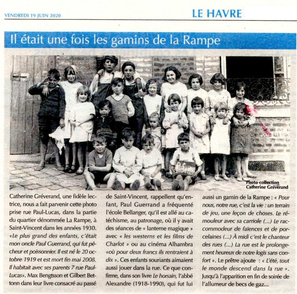 Havre - Le Havre - Il était une fois les gamins de la Rampe (Saint-Vincent) 2020-075