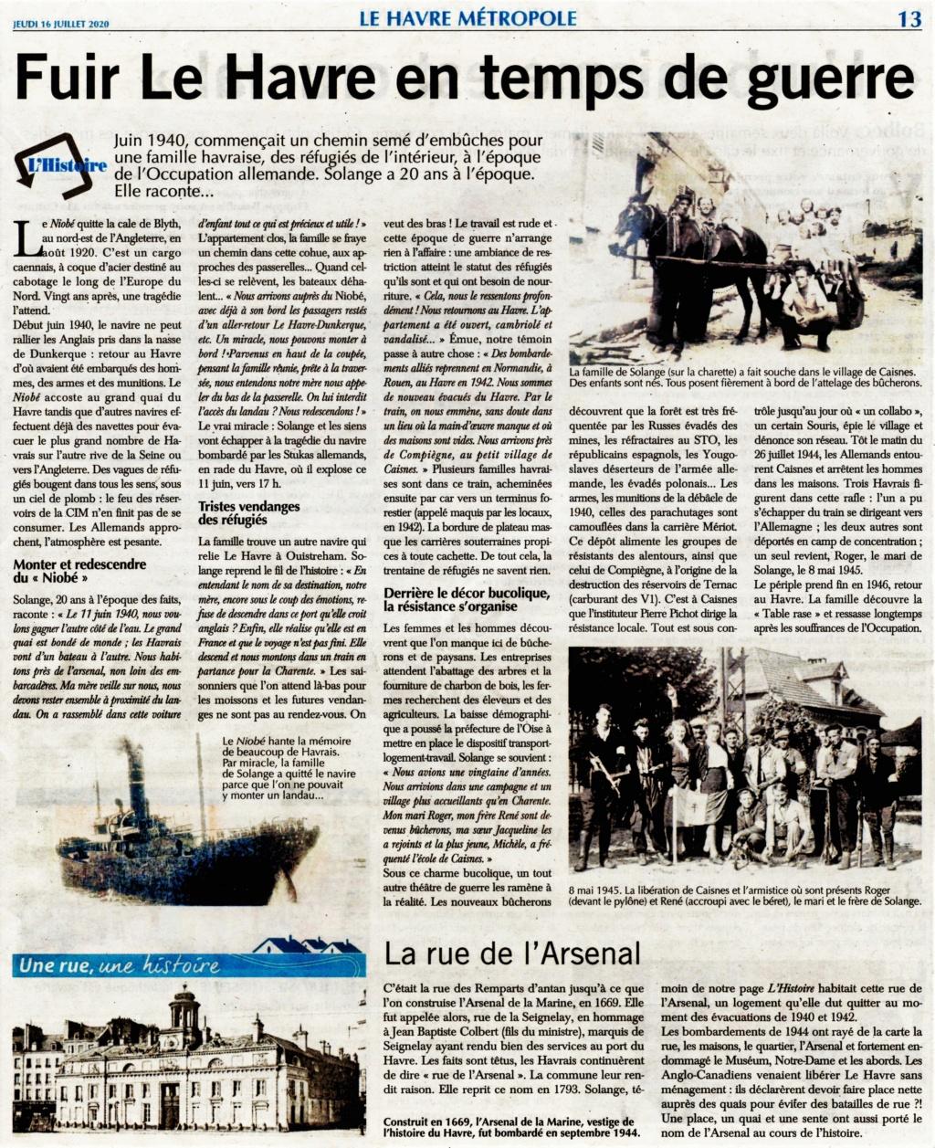 Havre - Fuir Le Havre en temps de guerre 2020-081