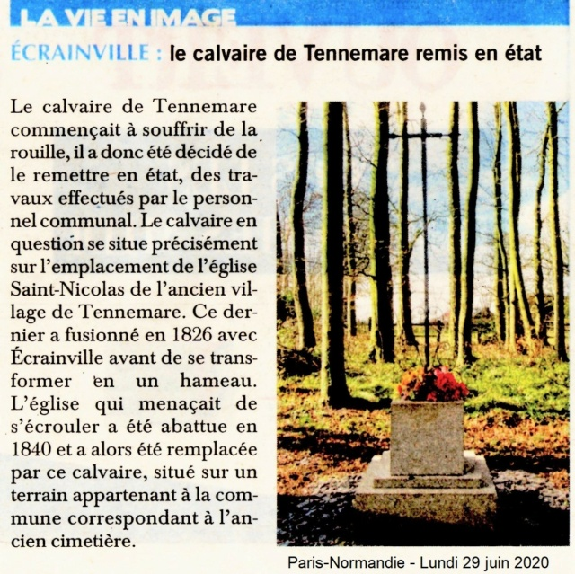 Histoire des communes - Ecrainville 2020-090