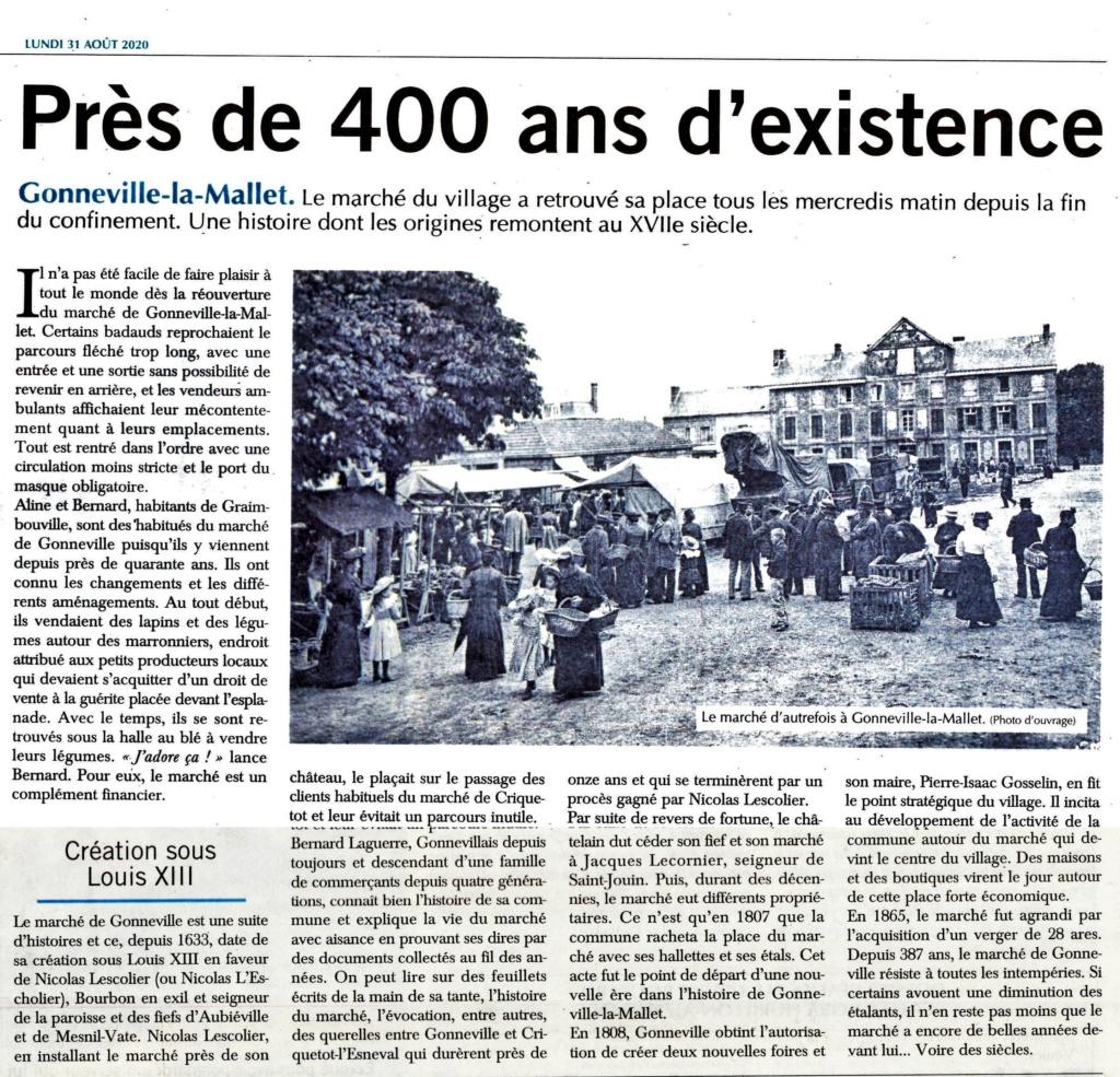 Le marché de Gonneville-la-Mallet 2020-109