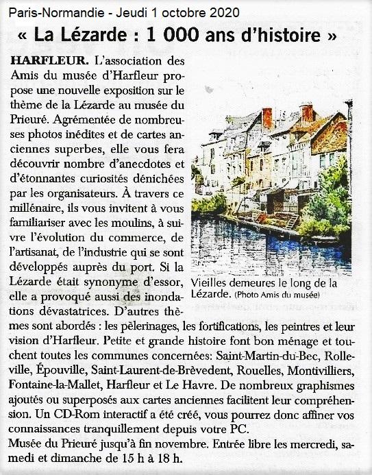 Harfleur - La Lézarde : 1000 ans d'histoire 2020-111