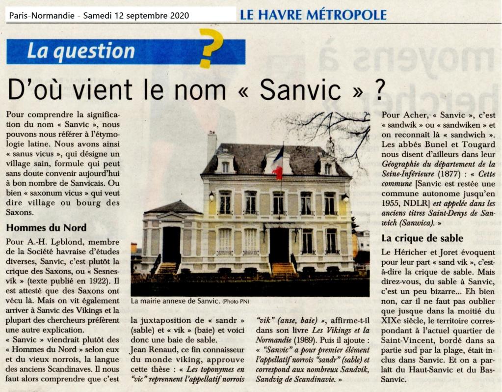 SANVIC - La Question [2ème partie] 2020-175