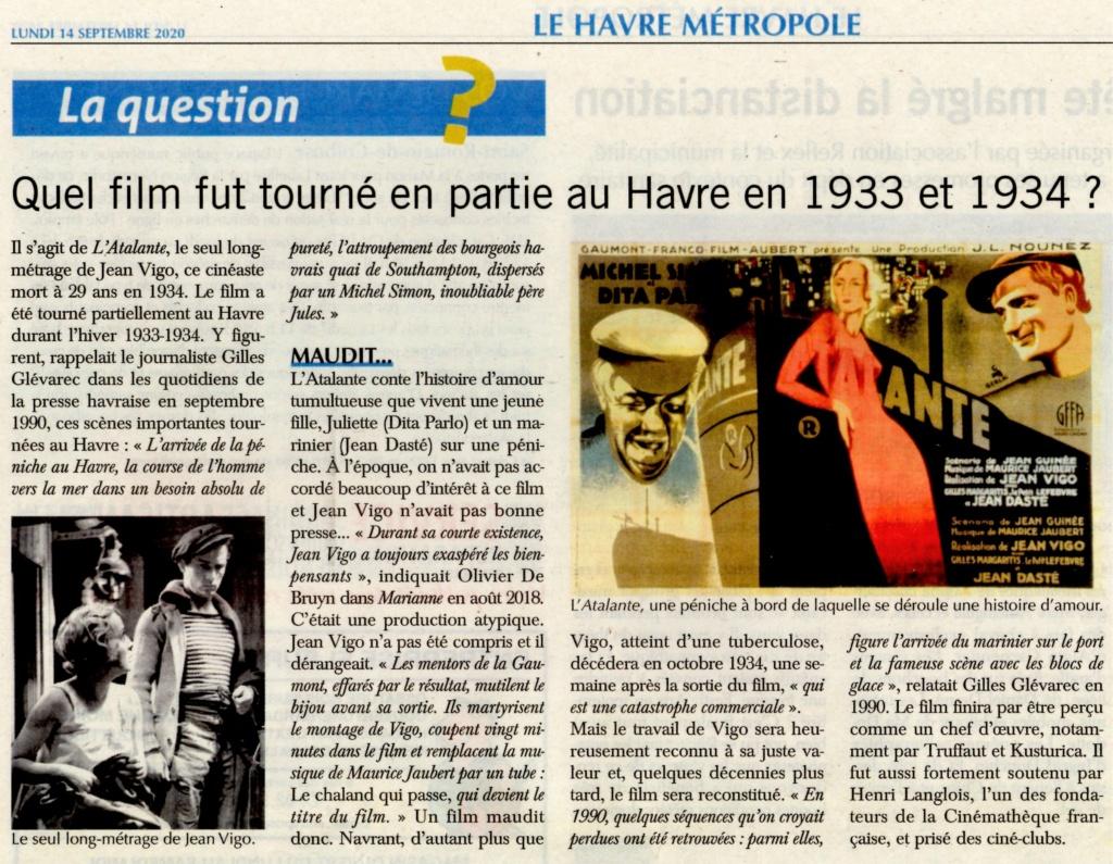 Havre - Le Havre - Film L'Atalante 2020-176