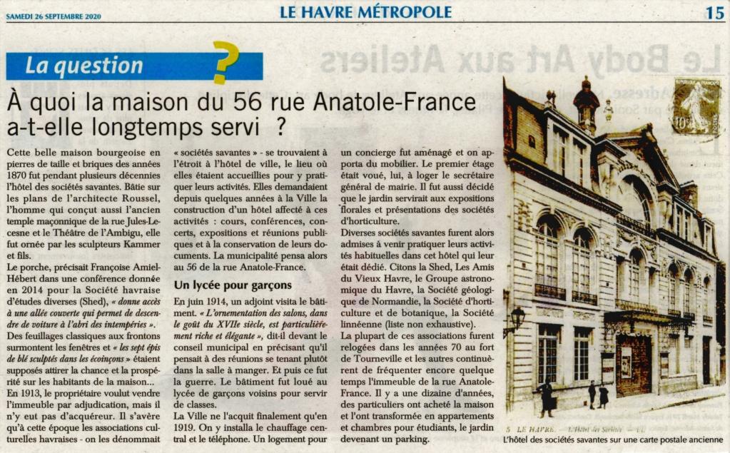 Le Havre - Rue Anatole France 2020-187