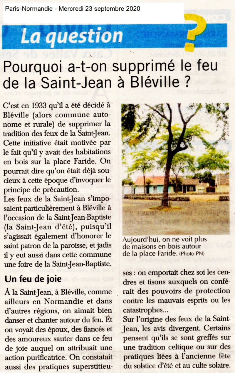 Abbé - Histoire des communes - Le Havre-Bléville 2020-189