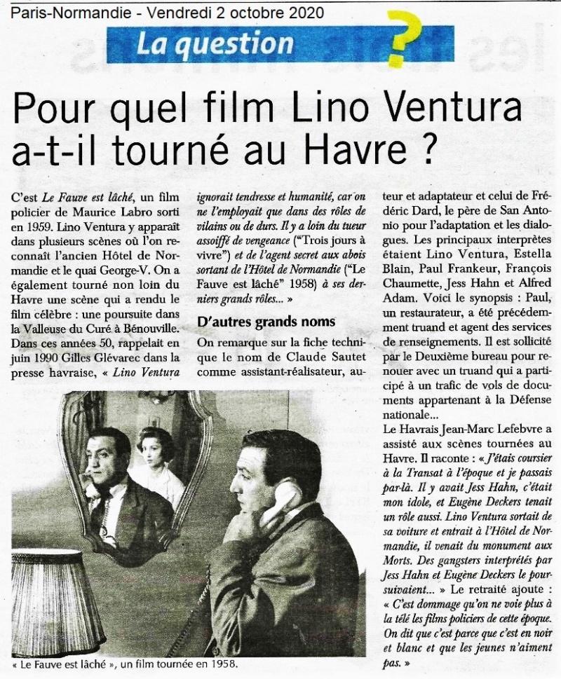 Le Havre - Film Le Fauve est lâché 2020-192