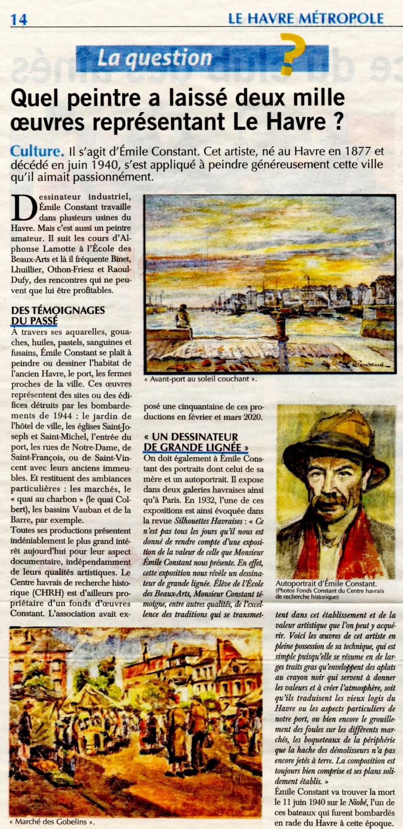 Niobé - Emile CONSTANT (peintre) 2021-031