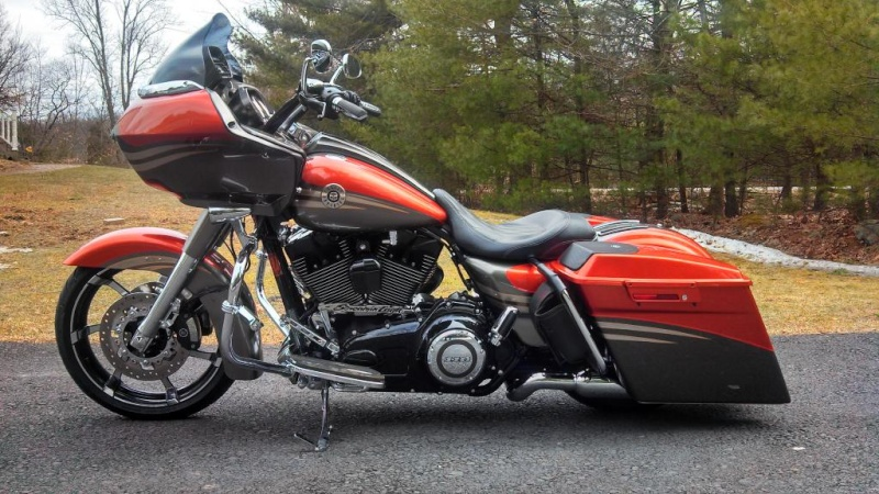 ROAD GLIDE CVO 2013 - Page 4 20132110