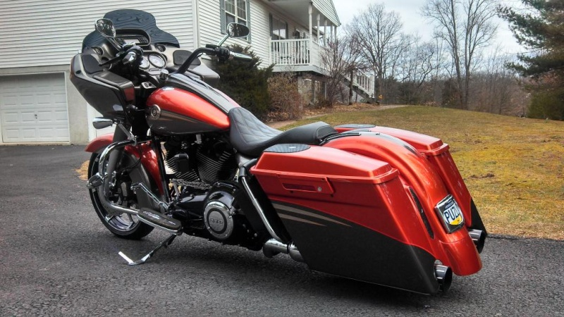 ROAD GLIDE CVO 2013 - Page 4 20132111
