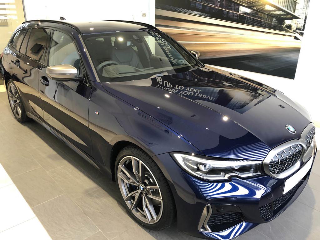2018 - [BMW] Série 3 [G20/G21] - Page 35 00110