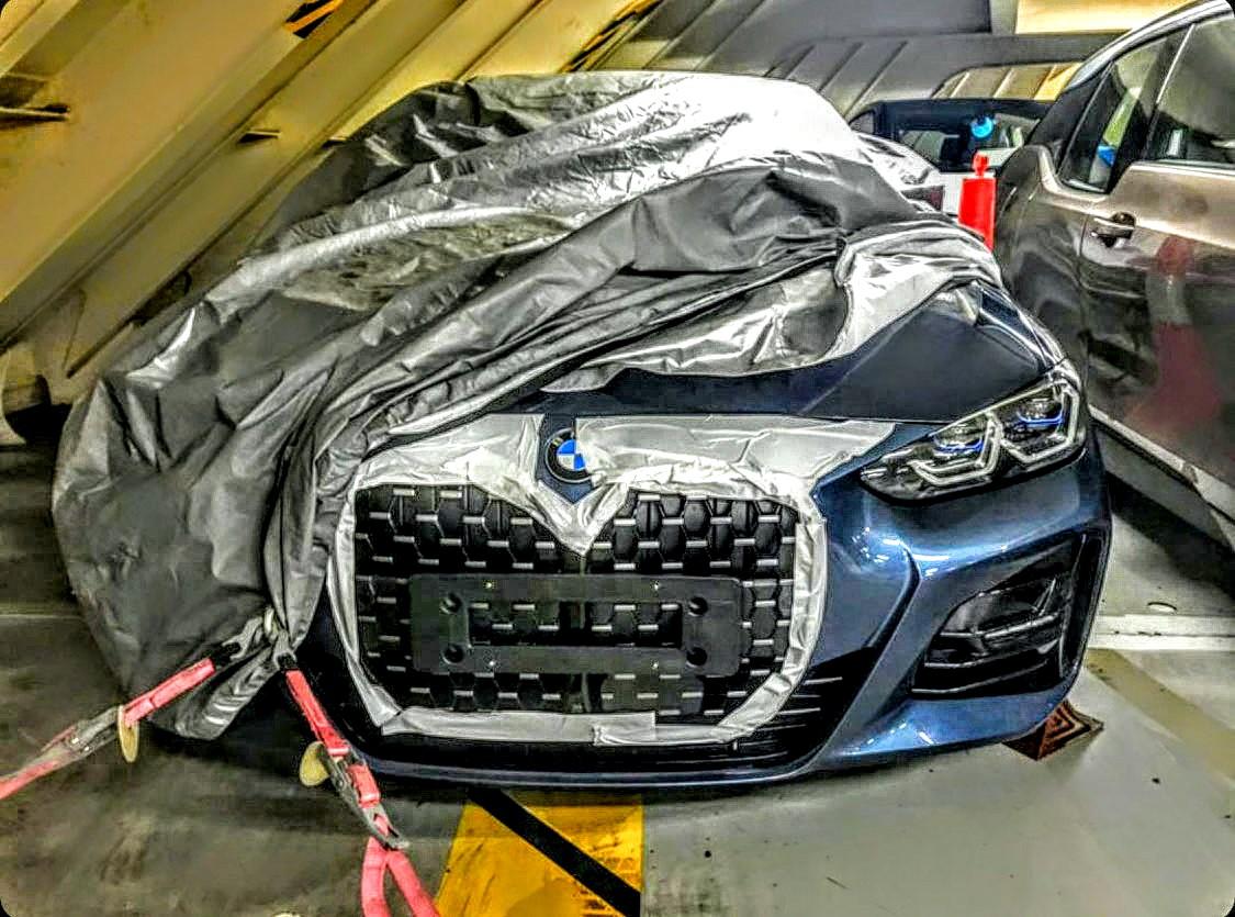 2020 - [BMW] Série 4 Coupé/Cabriolet G23-G22 - Page 6 2020-g13