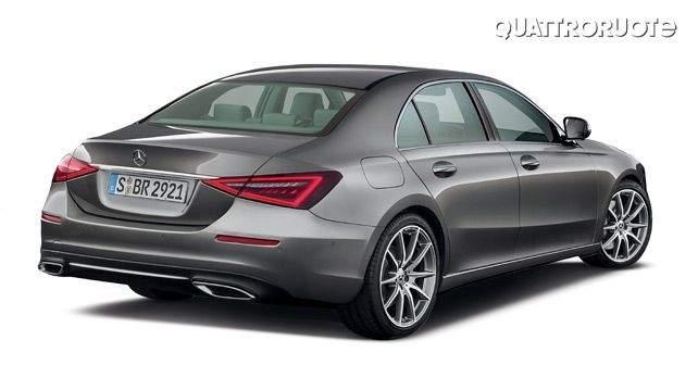 2020 - [Mercedes-Benz] Classe S - Page 6 2020-m10