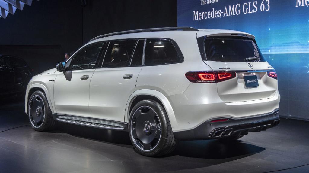 2019 - [Mercedes] GLS II - Page 7 2021-m10