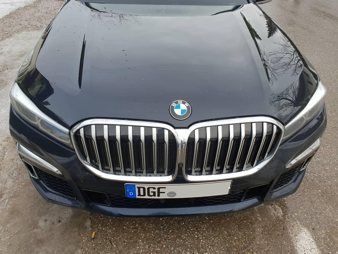 2019 - [BMW] Série 7 restylée  - Page 12 49538210
