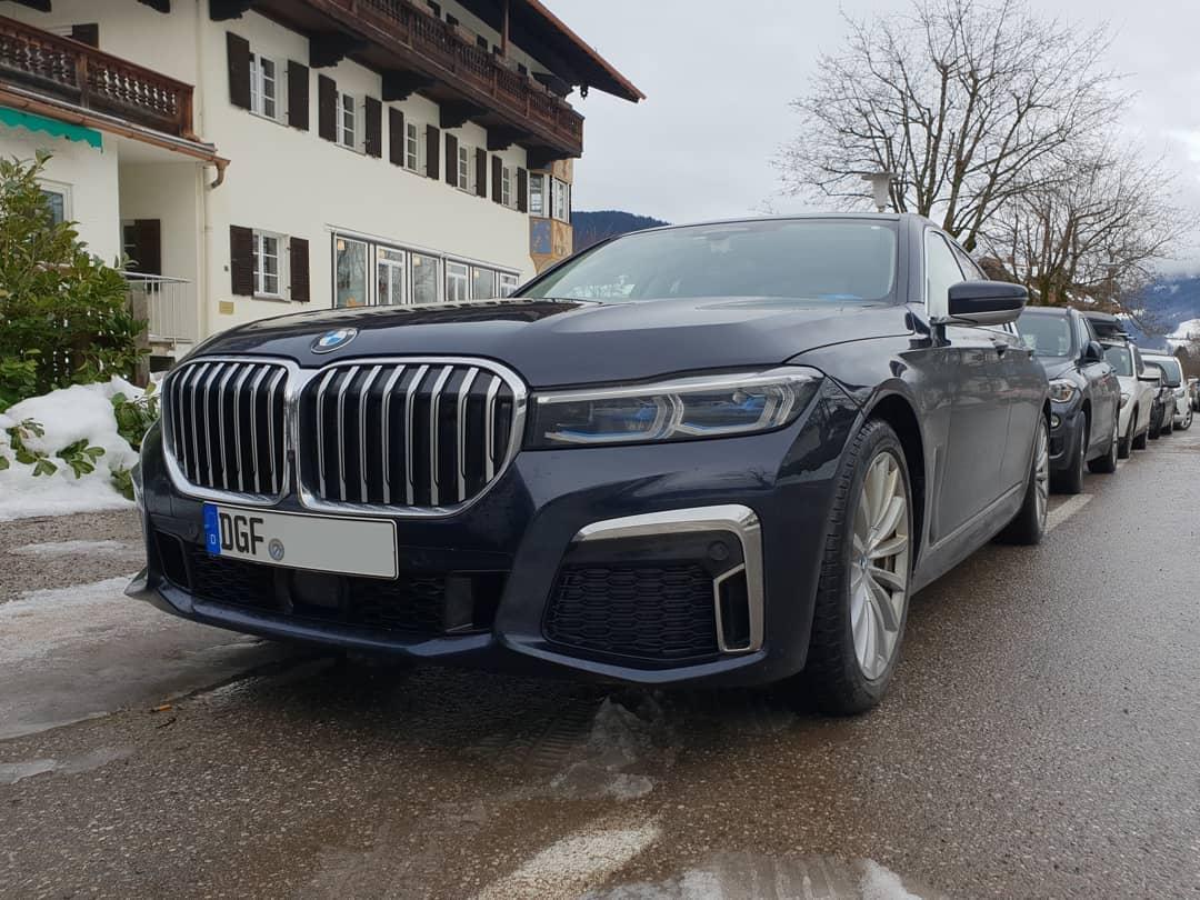 2019 - [BMW] Série 7 restylée  - Page 12 50501310