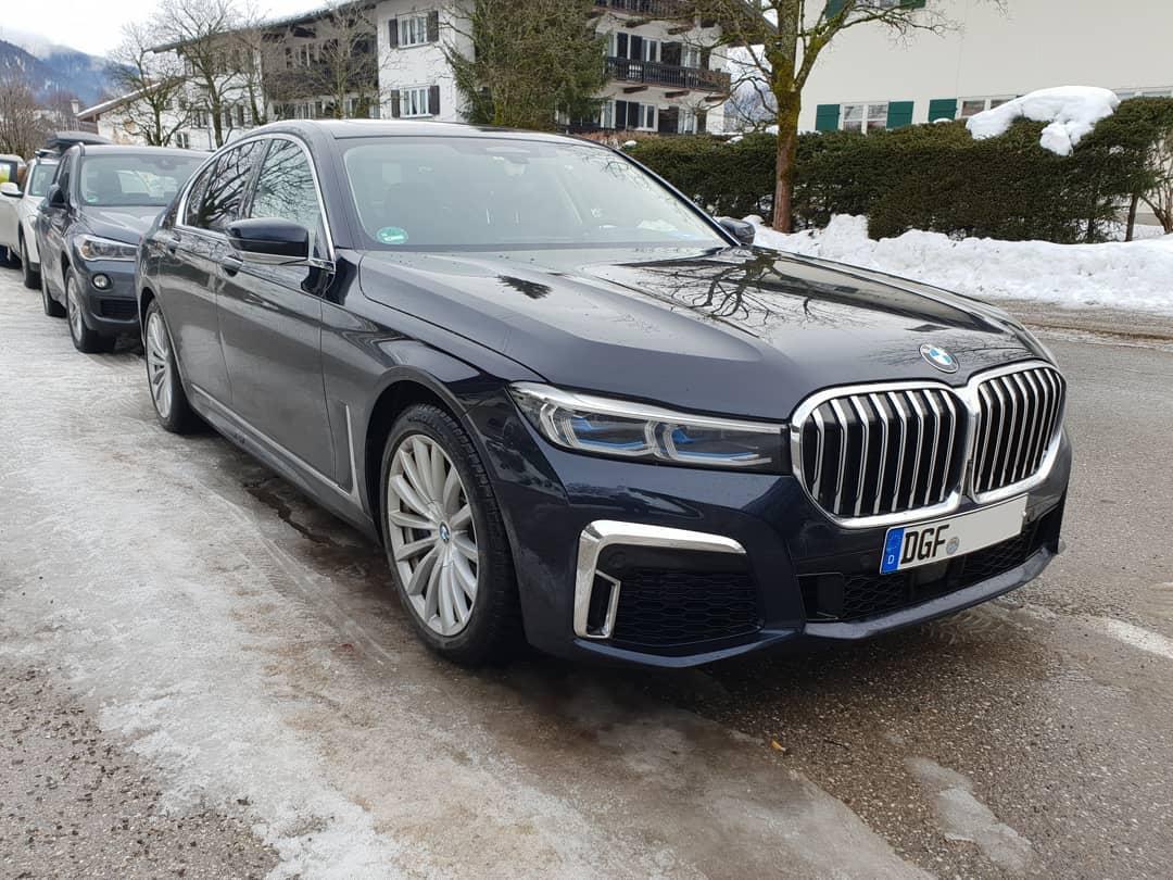 2019 - [BMW] Série 7 restylée  - Page 12 50509110