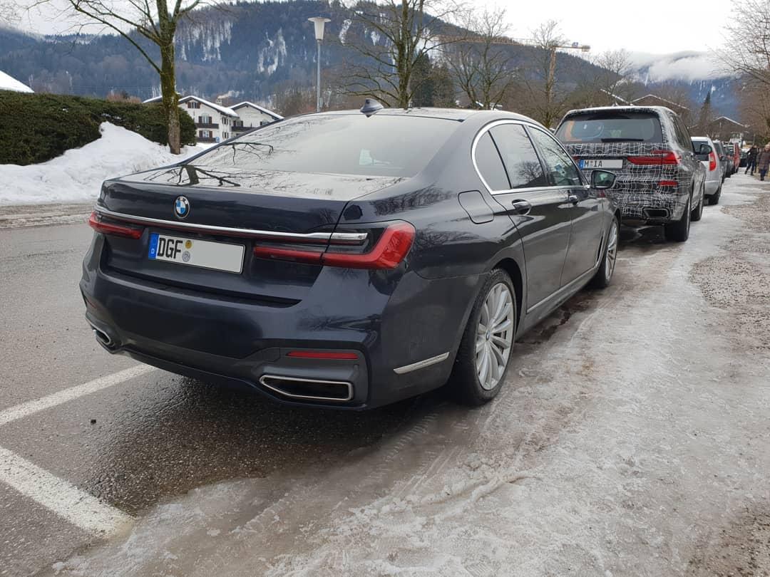 2019 - [BMW] Série 7 restylée  - Page 12 50959410
