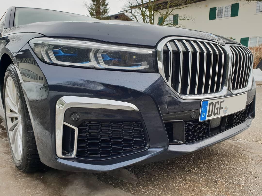 2019 - [BMW] Série 7 restylée  - Page 12 51287110