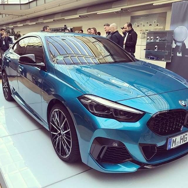2020 - [BMW] Série 2 Gran Coupé [F44] - Page 11 72852810